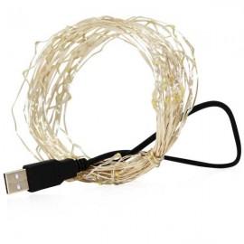 ریسه مفتولی (میکروبی) USB دار